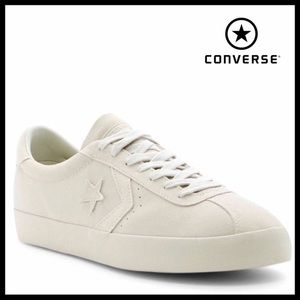 CONVERSE SUEDE LEATHER LOW OX TOP PRO SNEAKERS A2C